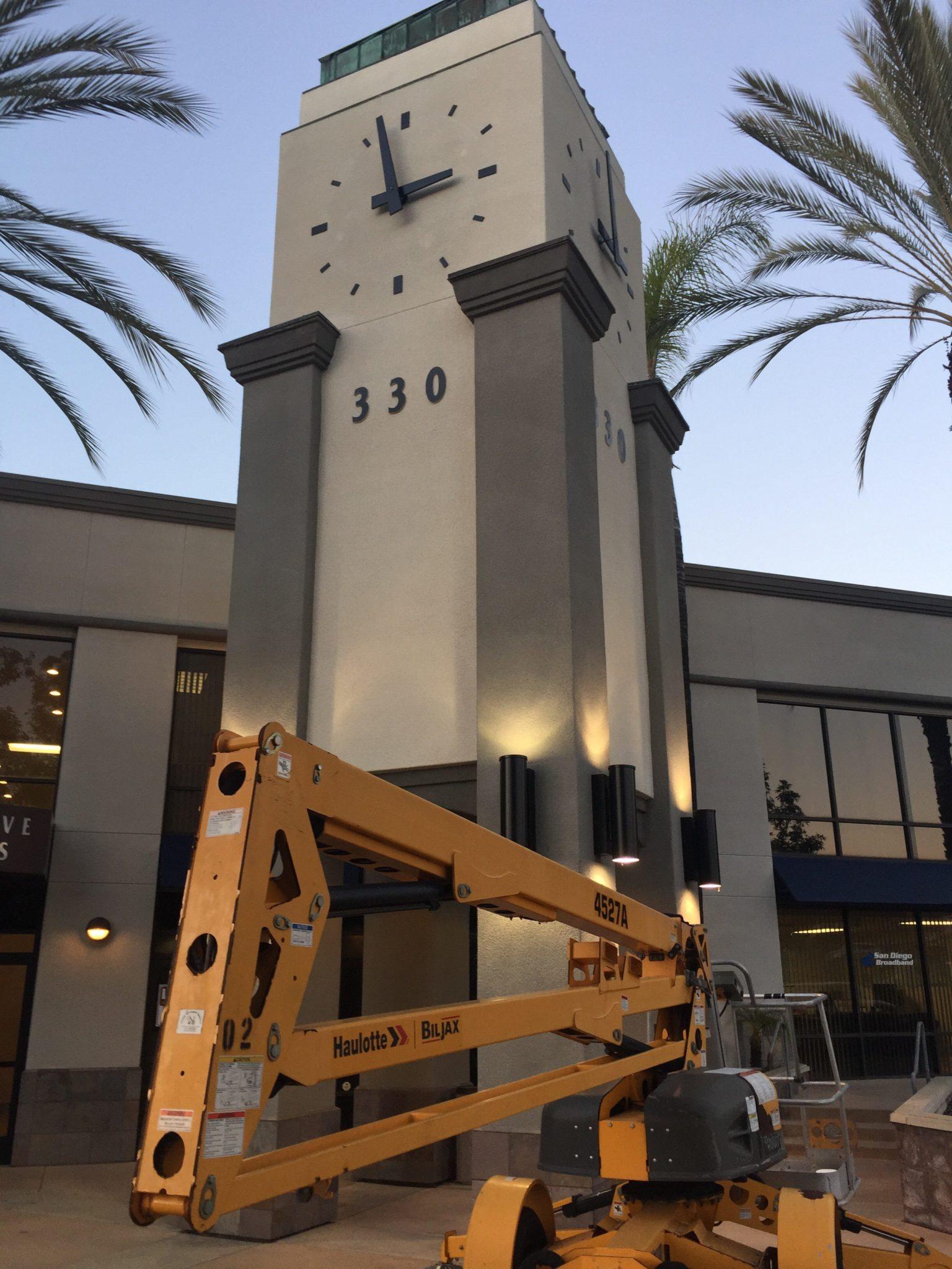 Skeletal Clocks Lumichron Clock Company
